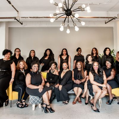 Exquisite Black Women Represent the Dallas Wedding & Event Industry