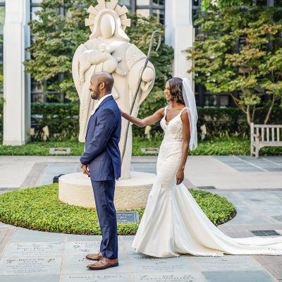 REA DANIELLE DESIGNS NAMED WINNER OF THE KNOT BEST OF WEDDINGS 2021